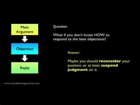 Counterclaim in argumentative essay